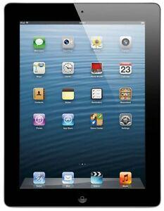 """Apple iPad 4 - 9.7"""" de 4th Generación,16GB, Reacondicionado"""