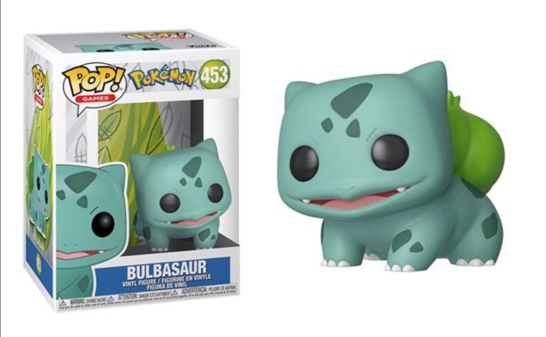 Funko POP Bulbasaur Amazon