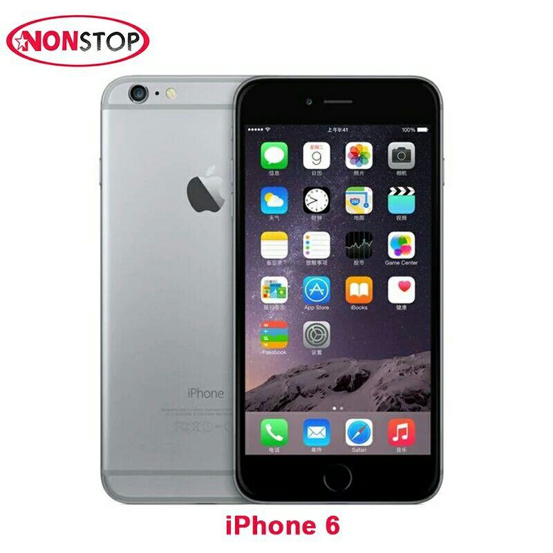 iPhone 6 16gb (64 gb por 202€) [REACONDICIONADO]