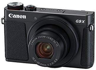 Preciazo Cámara Canon G9X Mark II