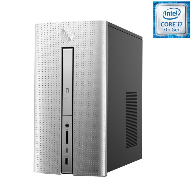 Ordenador Sobremesa HP Pavilion 570-p030ns - intel i7 - 16GB RAM y GTX1050 2GB