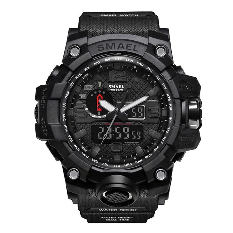 Reloj deportivo Sumergible a 50m solo 4.9€