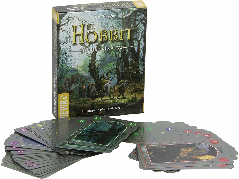 Juego de Cartas El Hobbit