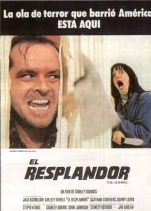 El Resplandor en Blu-Ray