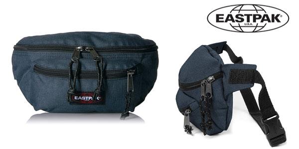 Riñonera Eastpak Doggy Bag, 27 cm, 3 bolsillos, Azul (Triple Denim )