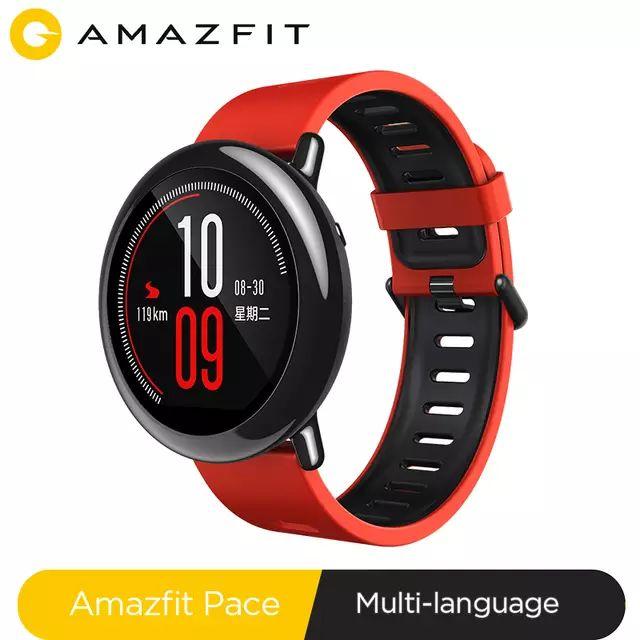 Xiaomi Amazfit pace a preciazo!!! (Desde la app)