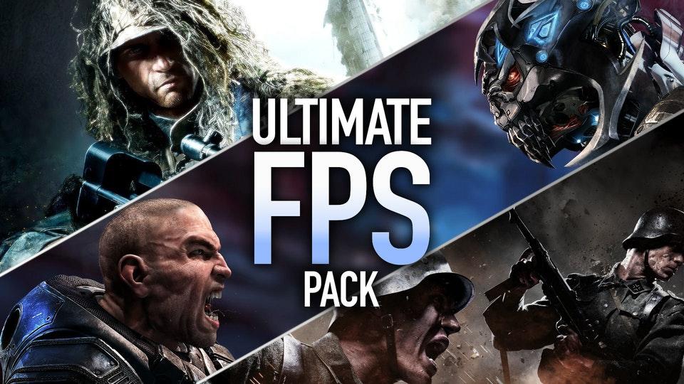 3 juegos Ultimate FPS Pack - Steam