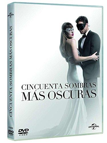 DVD 50 Sombras más oscuras