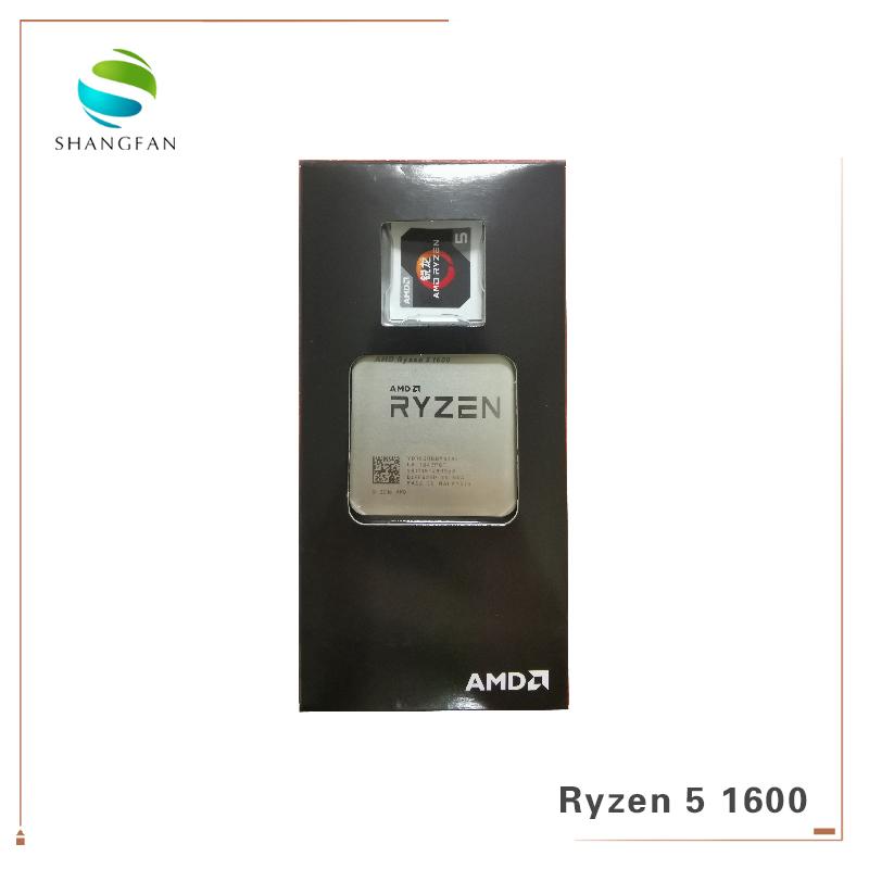 AMD Ryzen 5 1600 Nuevo  PayPal