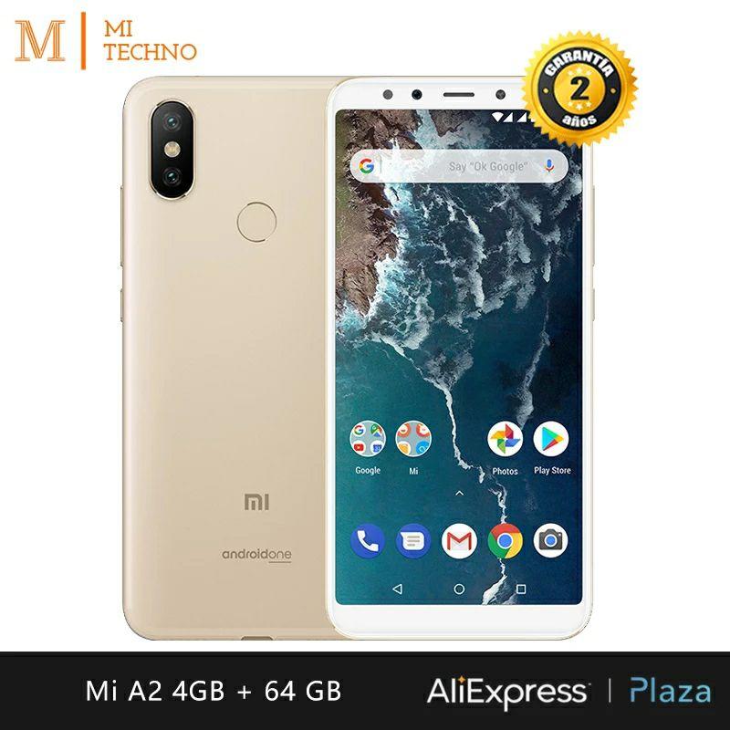 Xiaomi Mi A2 4GB/64GB desde España!!!