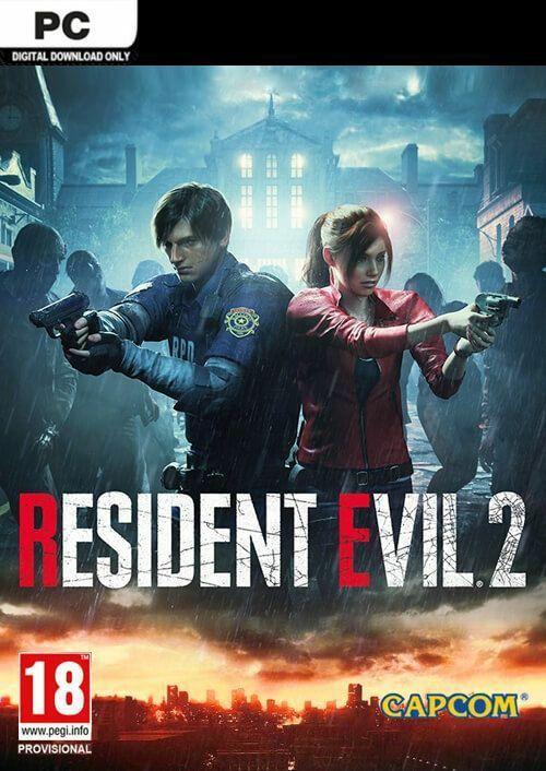 Resident Evil 2 / Biohazard RE:2 PC (EMEA)
