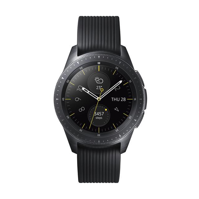 Samsung Galaxy Watch S4 , Bluetooth, Negro, 42 mm (ECI)