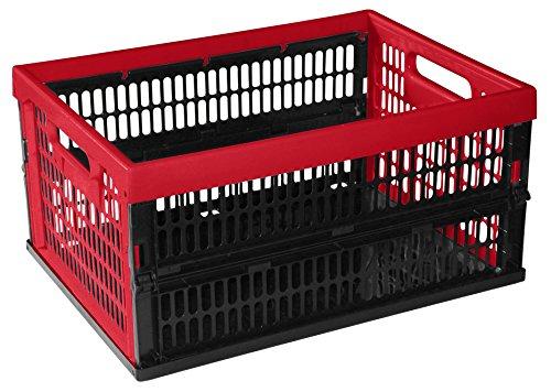 Caja de plástico plegable a buen precio