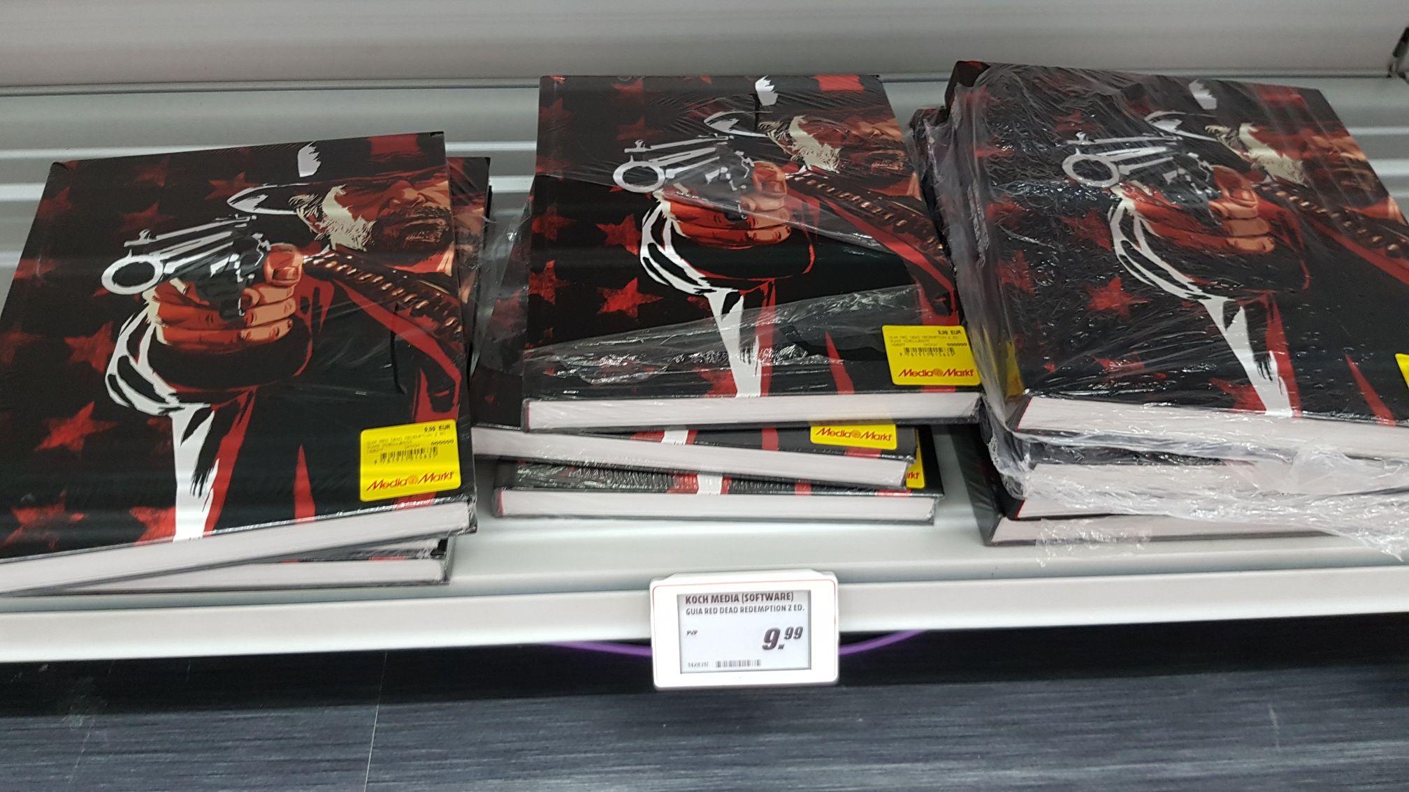 Guia Definitiva Read Redemtion 2 - Mediamarkt Barakaldo