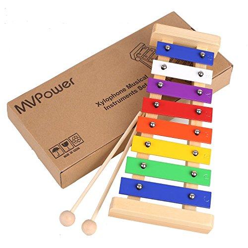 Xilófono de juguete madera en flash