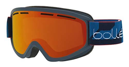 Bollé Schuss Gafas de Esquí, Unisex Adulto.