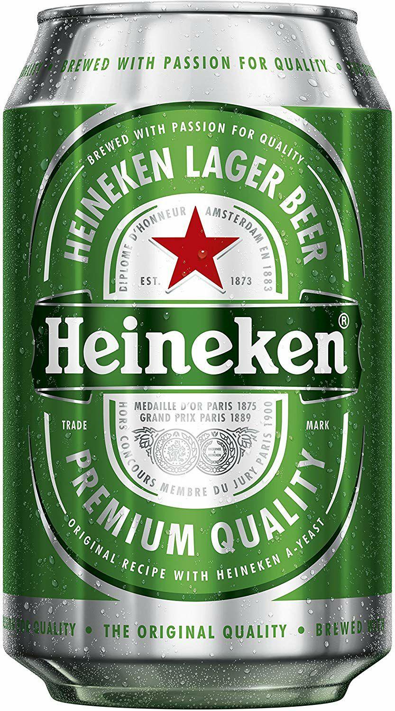 Pack de 24 Latas Heineken (Amazon Pantry)