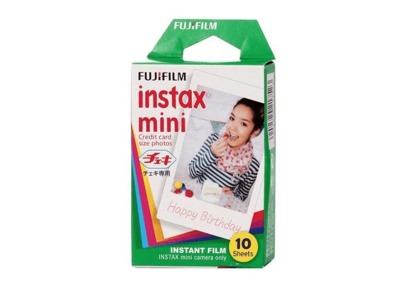 Papel Fujifilm Instax mini por 2,99€ (10 uds)