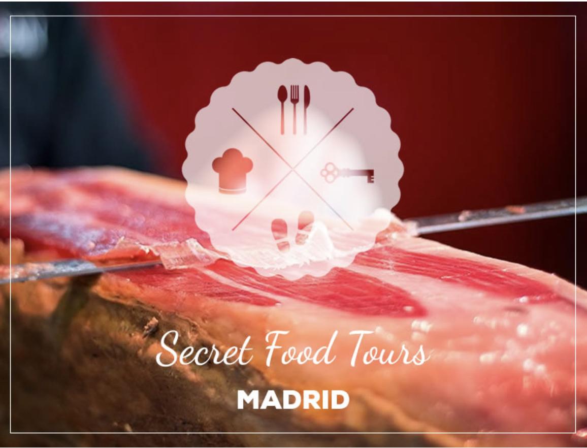 DESCUENTO 5% FOOD TOUR MADRID
