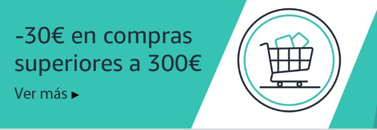 30€ de descuento en Amazon Business