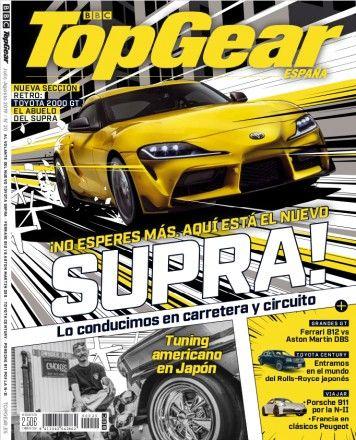 6 revistas Top Gear + 30€ en combustible