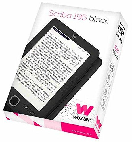 E-reader woxter scriba 195 oferta flash