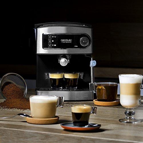 Cafetera Cecotec (Amazon Prime)