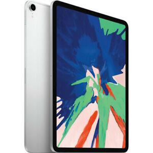 """Apple iPad Pro (2018) 11"""" A12X 64GB Wifi - Plata"""