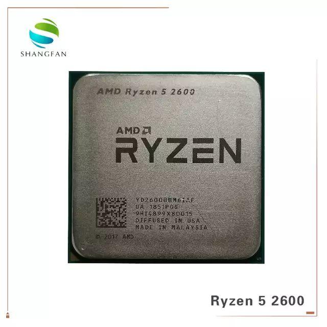 Ryzen 5 2600 sin disipador a 111€!!!!!