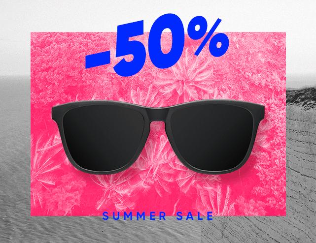 50% de descuento en gafas de sol Northweek