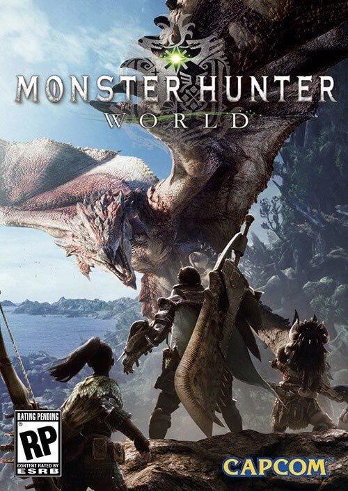 Monster Hunter World (Steam) por 15,89€ [MÍNIMO HISTÓRICO]