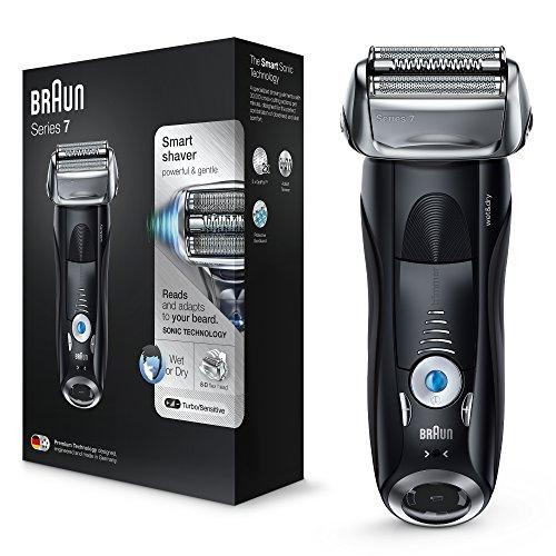 Braun 7840 afeitadora eléctrica solo 149€
