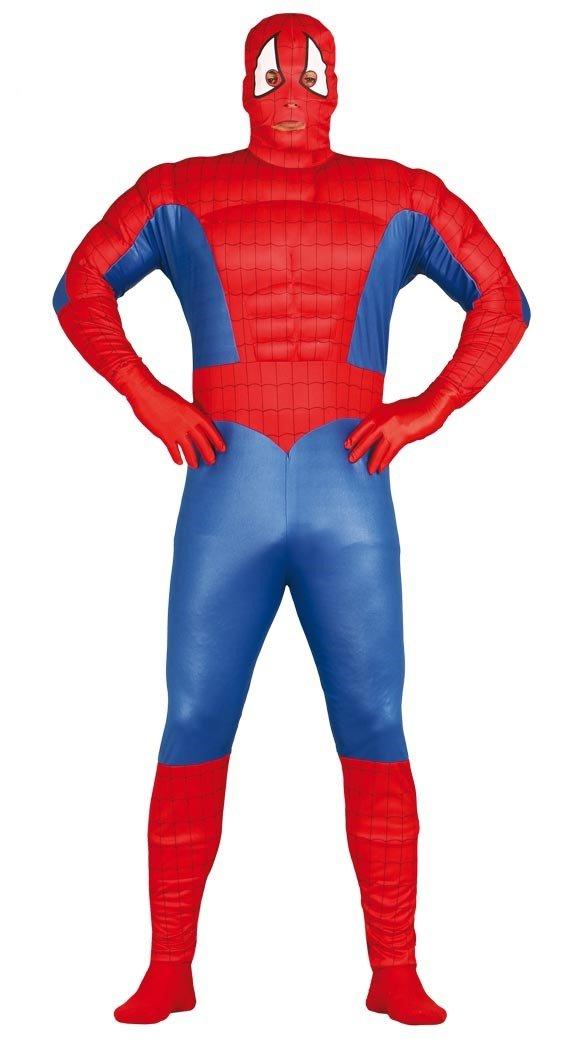 Disfraz de spiderman adulto - REACO
