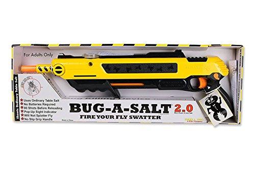BUG-A-SALT Pistola de sal mata bichos