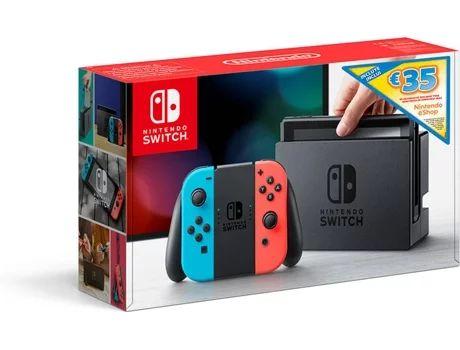 Nintendo Switch en Worten (Portalegre)