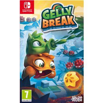 Gelly Break para Nintendo Switch en Fnac.