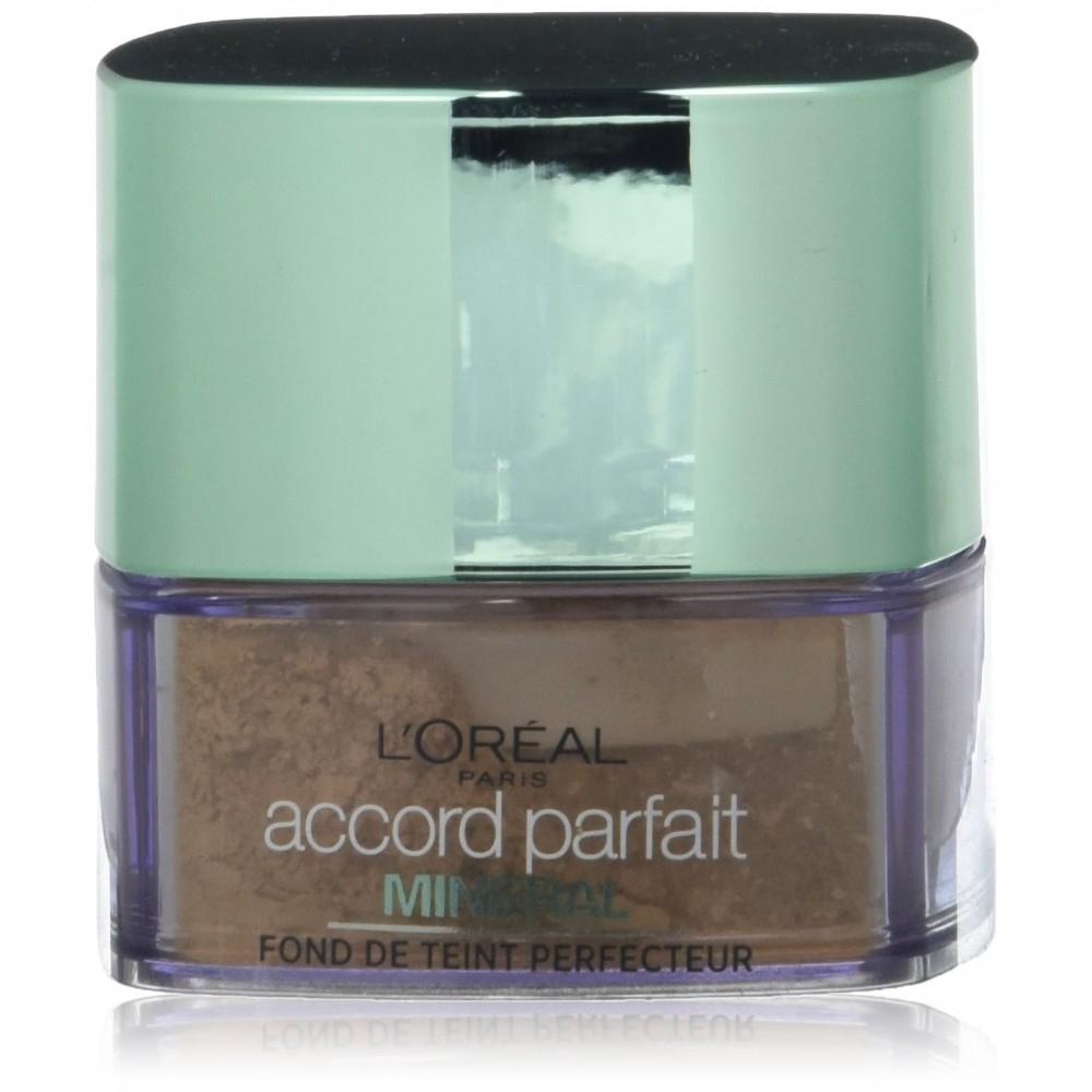 L'Oréal Paris Make-Up Designer Accord Parfait Minerals - Foundation polvo facial