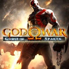 God of War: Ghost of Sparta para PSP - PSVita