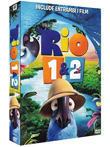 Pack Infantil Dvd Rio 1 y 2