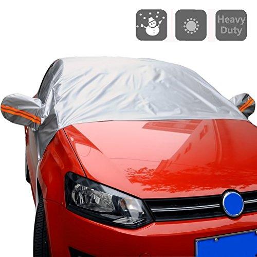 Protector de parabrisas. ventanillas y retrovisores para coche. resistente al viento y al agua