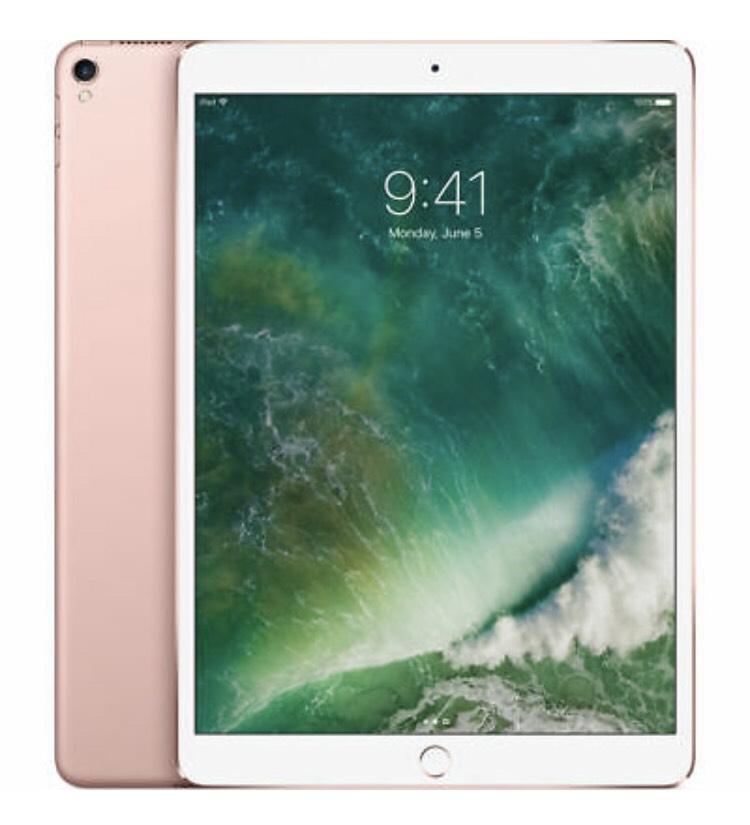 """iPad Pro 10.5"""" 256GB Oro rosa por menos de 500€"""