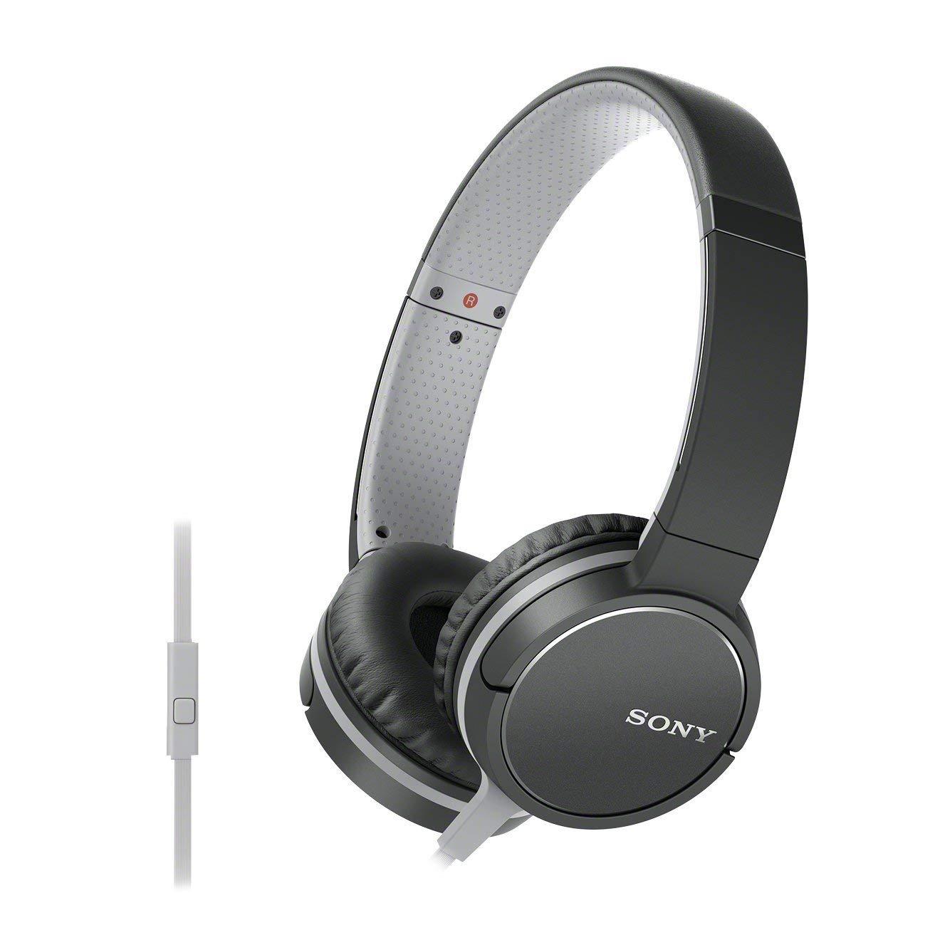 Sony MDR-ZX660AP - Auriculares supraurales de Diadema