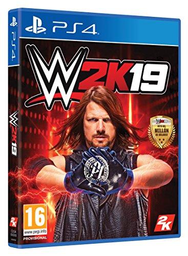 WWE 2K19 más barato que nunca