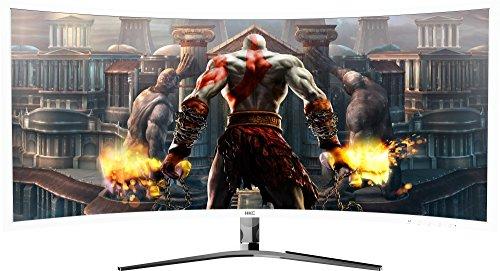 HKC Gaming Monitor (34 Pulgadas 21:9 100Hz)