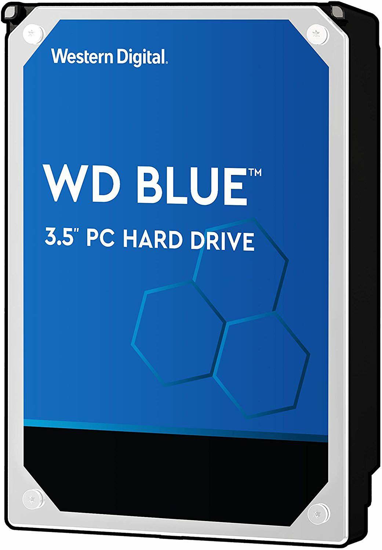 Disco Western digital blue 4tb