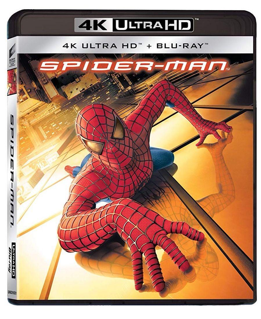 Spider-Man 4K Ultra Hd NO ESPAÑOL