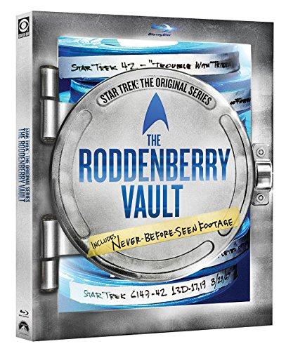 "Blu-Ray: STAR TREK, La ""cámara acorazada"" Roddenberry (Castellano)"
