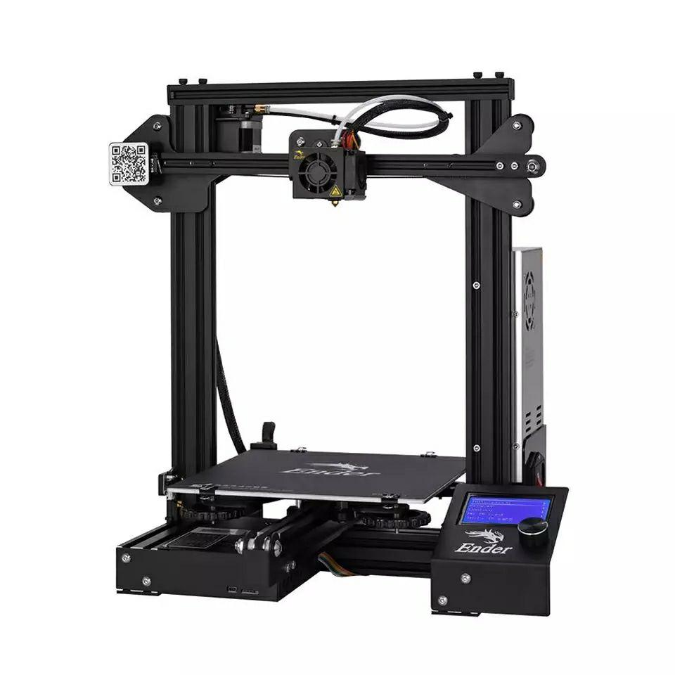 Impresora 3D Ender desde España