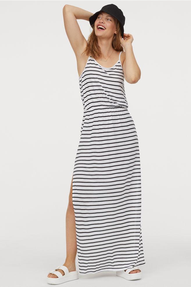 Vestido largo de H&M