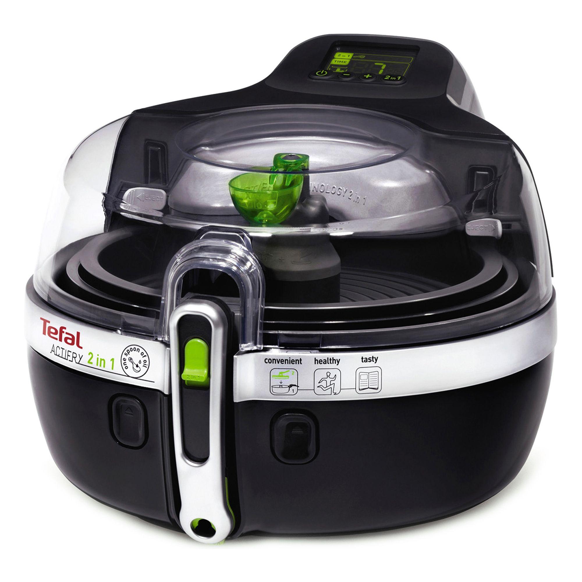 Robot de cocina freidora tefal 2 en 1 1500 W